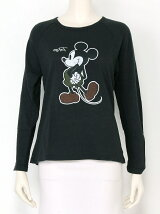 MICKEY LONG SLEEVE TEE