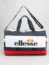 【SALE/10%OFF】Ellesse Ellesse エレッセ/(W)ellesse エレッセ ボストンバッグ アウトフィット バッグ ボストンバッグ ネイビー ピンク ブラック【送料無料】