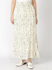 【SALE/65%OFF】CIAOPANIC ペンキドットプリーツSK パル グループ アウトレット スカート プリーツスカート/ギャザースカート ホワイト ブラック