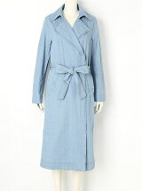 DENIM TRENCH CO