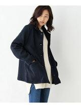 ステンカラーカットジャケット