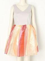 ハロウィンオーガンジードレス