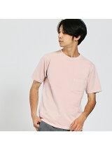 ストレッチピグメント染めTシャツ