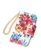paint flower iPhone case