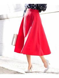 【SALE/70%OFF】a.v.v TRカラーフレアスカート[WEB限定サイズ] アー・ヴェ・ヴェ スカート スカートその他 レッド ブルー パープル ベージュ