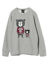 【SPECIAL PRICE】The Wonderful! design works. / Ivy Bears Crewneck Sweatshirt BEAMS ビームス