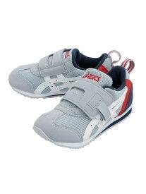 【SALE/30%OFF】asics (K)《アシックス公式》 子供靴 運動靴 【スニーカー】 SUKU2(スクスク)【アイダホ MINI KT-ES 2】 アシックスウォーキング シューズ キッズシューズ グレー