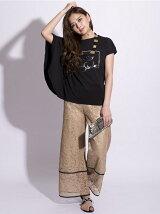 アシメTシャツ[DRESS/ドレス]