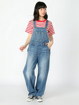 WIDE TAPERED OVERALL