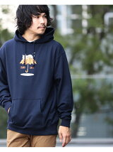【SPECIAL PRICE】BEAMS T / Shadow Graphic Hoodie BEAMS ビームス