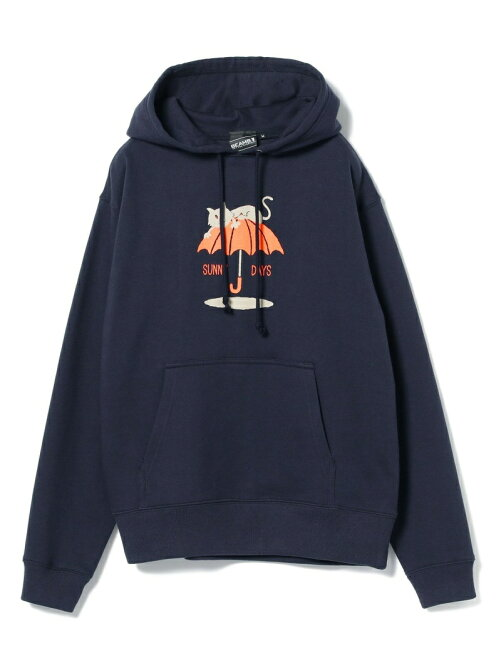 【SPECIAL PRICE】BEAMS T / Shadow Graphic Hoodie