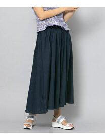 【SALE/61%OFF】リネンボリュームスカート センス オブ プレイス スカート【RBA_S】【RBA_E】