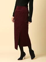 《ROBE》コーディロイロングスカート