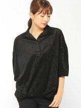 ATSURO TAYAMA/ソフトスエードシャツ