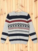 (K)ジャガードセーター