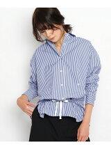 コットンブロード 3WAYシャツ