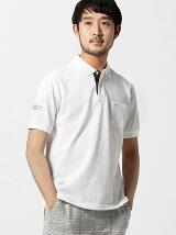 SUN68 × BEAMS / 別注 鹿の子ポロシャツ <ギフト>