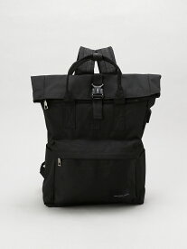CRYSTAL BALL SQUARE BACKPACK クリスタルボール バッグ リュック/バックパック ブラック グレー【送料無料】
