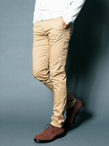 COMPACT STRETCH SKINNY CHINO PANTS