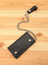 Mascorro Leather / BIKER WALLET マスコロレザー BEAMS BOY ビームスボーイ