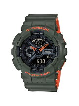 G-SHOCK/(M)GA-110LN-3AJF/Layered Neon