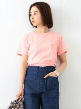 BEAMS BOY / BB刺繍 Tシャツ ビームスボーイ