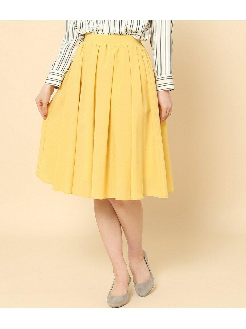 ROPE' PICNIC 【HAPPY PRICE】サップギャザースカート ロペピクニック スカート