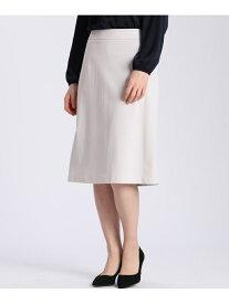 【SALE/70%OFF】CLEAR IMPRESSION 《洗えるセットアップ》ポンチタイトスカート クリアインプレッション スカート タイトスカート グレー ベージュ ネイビー