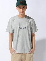BEAMS / BEAMS ロゴTシャツ