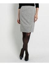 [L]ラップライクタイトスカート
