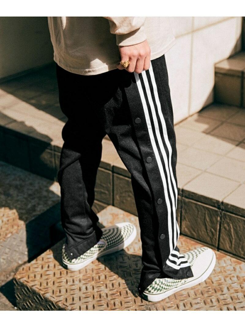 URBAN RESEARCH adidas Originals SNAP PANTS アーバンリサーチ パンツ/ジーンズ【送料無料】