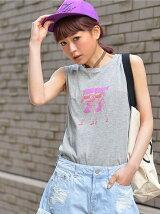 ダンサープリントTシャツ