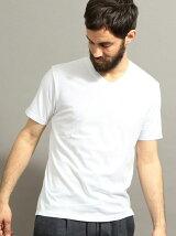 BY COOLMAX Vネック Tシャツ
