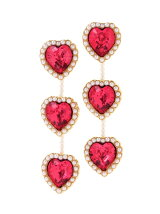 <限定復刻>THREE HEARTS PIERCE