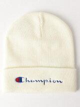 【別注】 <CHAMPION(チャンピオン)> KNIT CAP 2/ニットキャップ