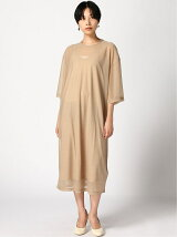 G.V.G.V./(W)SEE THROUGH TEE DRES