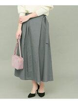 KBF+ ボリュームラップスカート