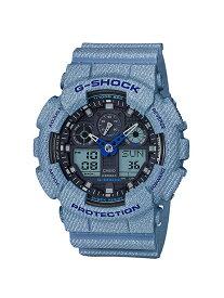G-SHOCK/BABY-G/PRO TREK G-SHOCK/(M)GA-100DE-2AJF/DENIM 'D COLOR カシオ ファッショングッズ【送料無料】