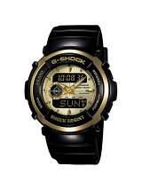 G-SHOCK/(M)G-300G-9AJF/Treasure Gold