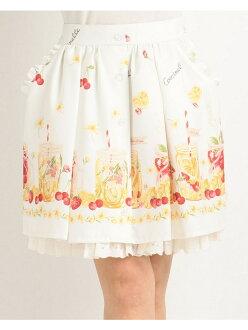 LIZ LISA水果水裙子LIZ LISA裙子