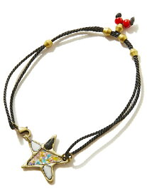 rehacer rehacer:Stained glass Star 2way Bracelet / Anklet レアセル アクセサリー