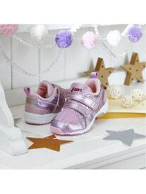 asics (K)《アシックス公式》 子供靴 運動靴 【スニーカー】 SUKU2(スクスク)【GD.RUNNER GIRL MINI】 アシックスウォーキング シューズ キッズシューズ パープル【送料無料】