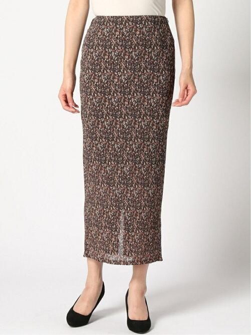 ユーバイスピックアンドスパンのタイトスカート