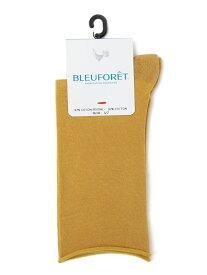 SHIPS WOMEN BLEUFORET:カラーコットンソックス シップス ファッショングッズ ソックス/靴下 イエロー ブラウン ピンク レッド グリーン