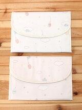 バルーン柄母子手帳ケースL/マルチケース