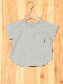 【SALE/30%OFF】刺繍ポイント半袖Tシャツ ブランシェス カットソー【RBA_S】【RBA_E】