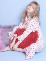 フラワープリントパジャマ