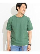 Color Knit T-Shirts