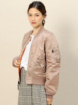 <ALPHA>MA-1ジャケット