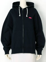 BIG SWEAT ZIP STENCI